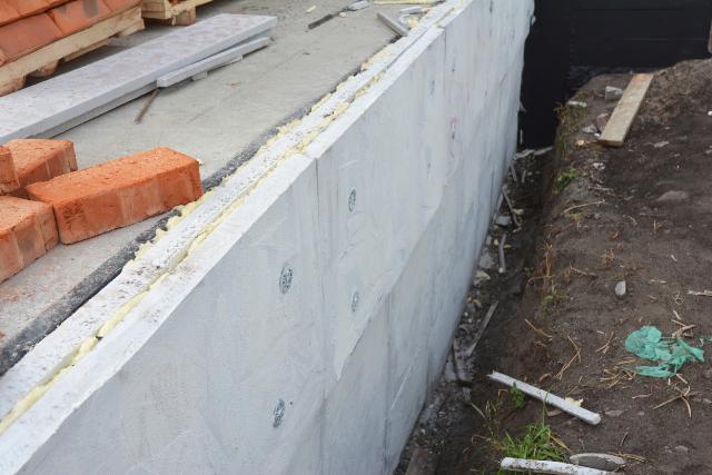 Basement Foundation Insulation in Gresham Oregon