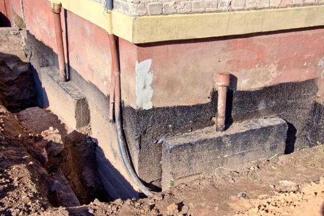 Foundation Repair in Gresham Oregon