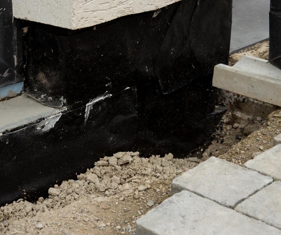 basement leak repair