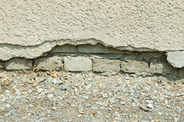 Damaged Foundation in Gresham Oregon